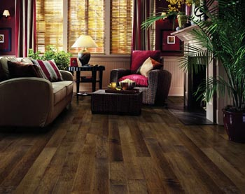 Luxury Vinyl Planks in Fairfax, VA